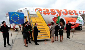 Portugal Car Hire - EasyJet increase operation in Portugal